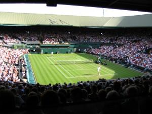 Getting to Wimbledon